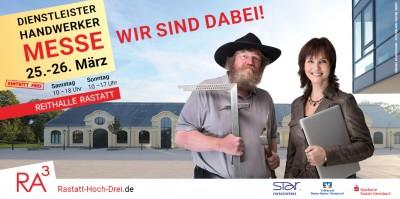Handwerker- und Dienstleistermesse Rastatt